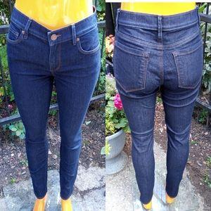 Ann Taylor LOFT modern skinny jeans size 26